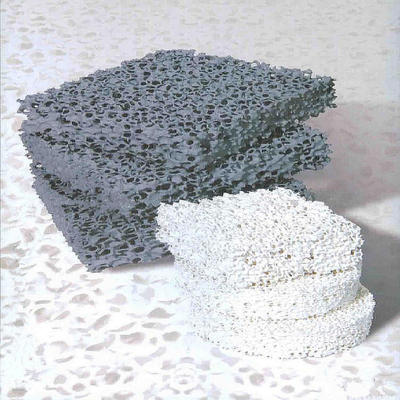 Ceramic Foam Filters Air Filter Foam